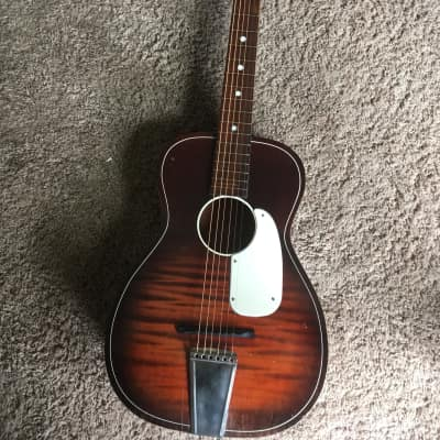Barclay Acoustic Guitar (1960s-1970s?) for sale
