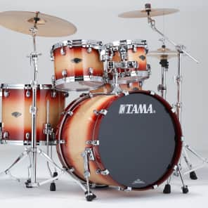 "Tama PS42SCNT Starclassic Performer B/B Lacquer 8x10"" / 9x12"" / 14x16"" / 18x22"" 4pc Shell Pack"