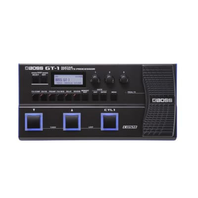 Boss GT1 Guitar Effects Processor for sale
