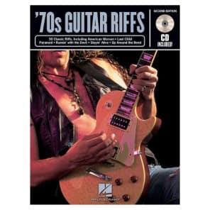 Hal Leonard '70s Guitar Riffs - 2nd Edition