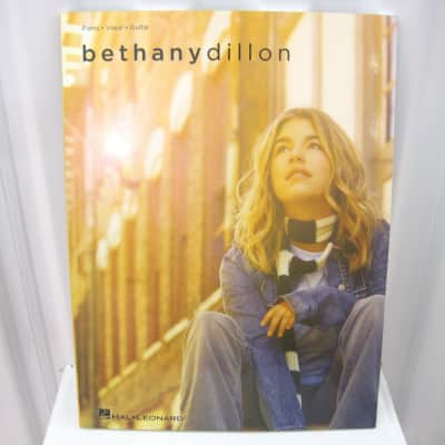 Bethany Dillon Sheet Music Song Book Songbook Piano Vocal Guitar