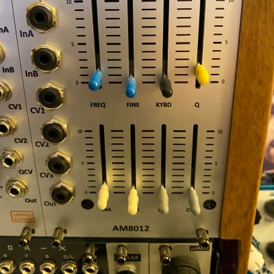 Amsynths Arp 2600 filter