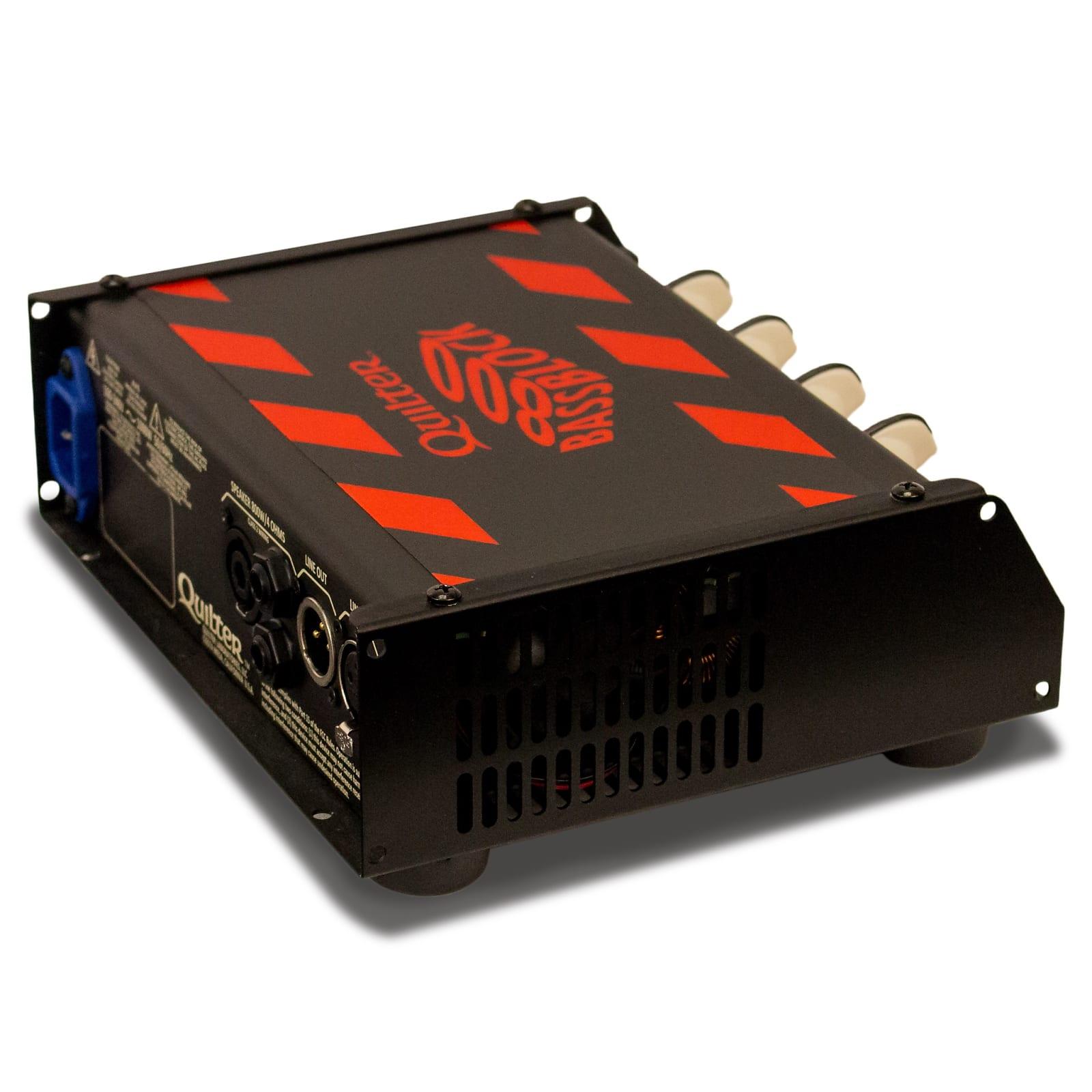 Quilter Bass Block 800 Ultralight 800W Bass Amplifier Head