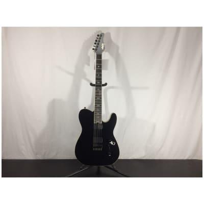 Schecter PT SLS Elite Electric Guitar, Evil Twin - Customer Return