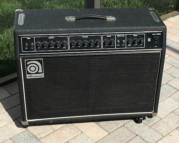 Ampeg VH 140C 2 X 12 Combo Amp | Bob's Stash