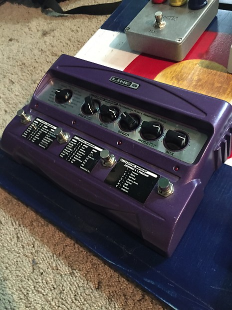 Line 6 FM4 Filter Synth Machine