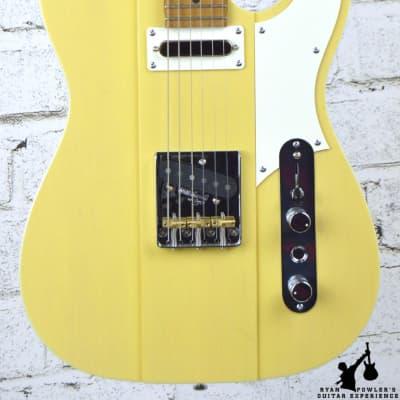 Reverend Greg Koch Gristlemaster  Pow Yellow (#5634)
