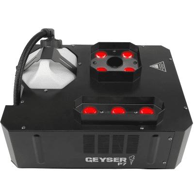 Chauvet Geyser P7 LED Effect Fog Machine