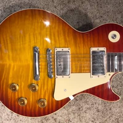 Gibson Les Paul Collectors Choice #39  ,video, Minnesota Burst for sale