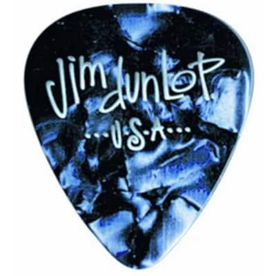 Dunlop 483R10XH Celluloid Extra Heavy Guitar Picks (72-Pack)