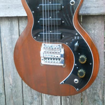 1978 Gibson S-1 Electric Guitar w/ Excellent Kahler Tremolo System for sale