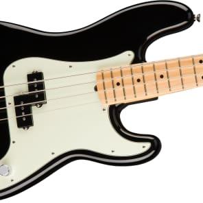 Fender American Professional Precision Bass, Maple Fingerboard, Black, W/Case for sale