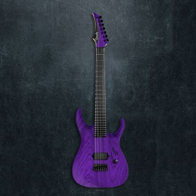 Ormsby DC GTR 7 string Baritone 2020 Violaceous (limited) for sale