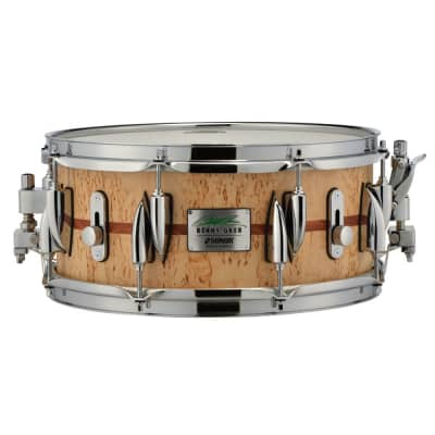 "Sonor Benny Greb Signature 13x5.75"" Beech Snare Drum"