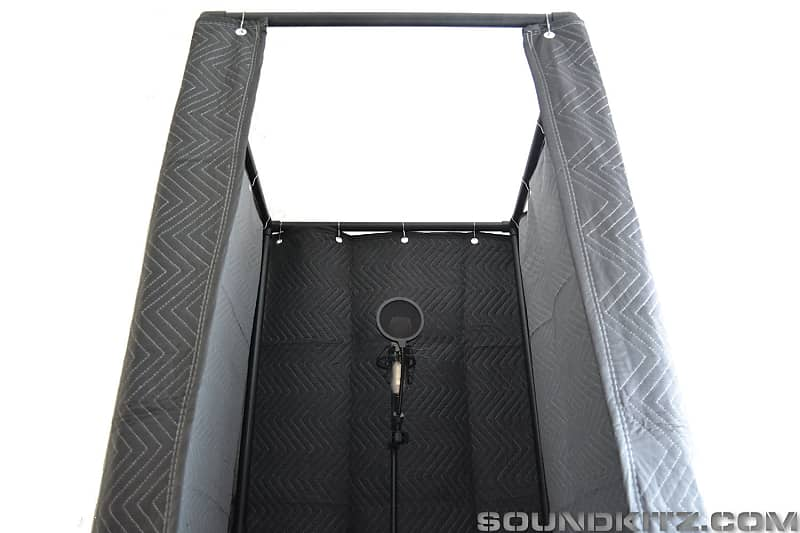 Vocal Booth - SK Sound Recording Equipment - Studio | Reverb