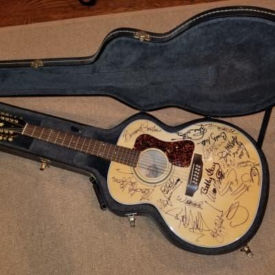 Guild JF-30 1998 autographed for sale