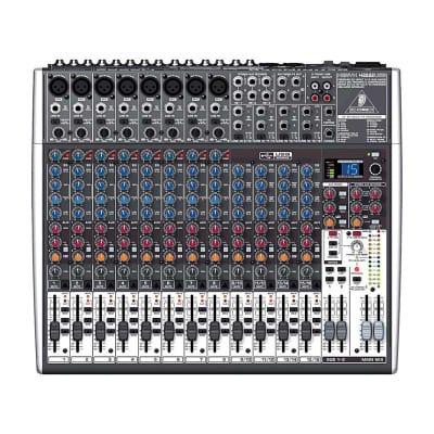 Behringer XENYX X2222USB 22-Channel Mixer with USB, Blemished