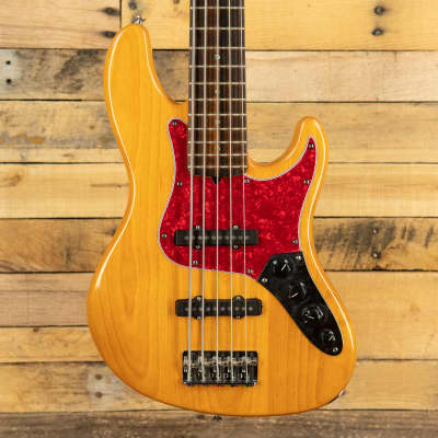 Fender American Deluxe Jazz Bass Ash V with Rosewood Fretboard - Signed by Victor Wooten! for sale