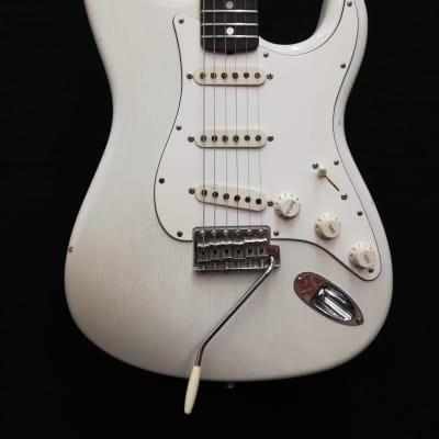 Fender 69 stratocaster closet classic 2015 olimpic white for sale