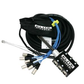 Elite Core Audio PS6030 Elite Core 6-Channel XLR Snake - 30'