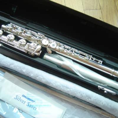 New!  Azumi Flute AZ-Z2RBEO - Open Hole B Foot w/ Sterling Altus Headjoint and Sterling Body