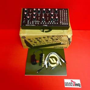 [USED] Moog Mother-32 Semi-modular Eurorack-format Analog Synthesizer (See Description)