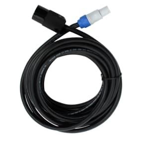 Elite Core Audio PC12-BF-30 PowerCon to Edison Female Power Cable - 30'