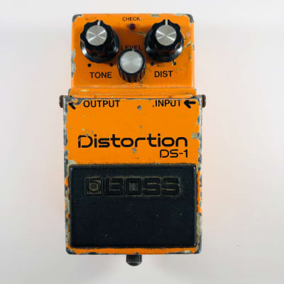 Boss DS-1 Distortion MIJ 1980s  *Sustainably Shipped*