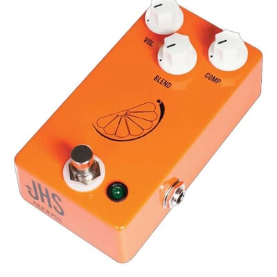 JHS pedals Pulp'n'peel V4 - Pédale de compression for sale