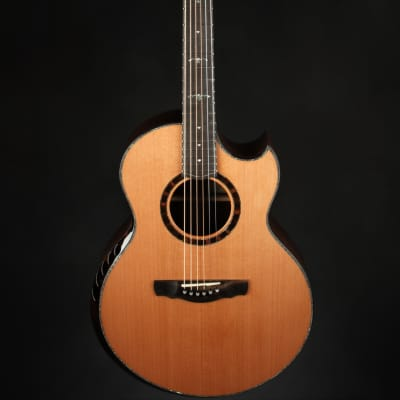 Ryan Nightingale Grand Soloist - Figured Rosewood/Red Cedar *VIDEO* for sale
