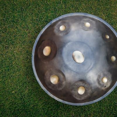 Battiloro Handpan - F# arabian 432 Hz  + Case