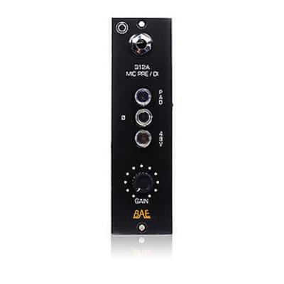 BAE Audio 312A Module | Single Channel Microphone Preamp | Pro Audio LA