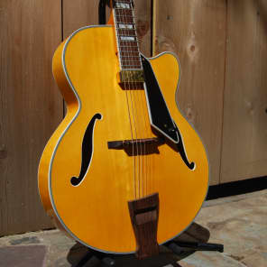D'Aspiranta New Yorker Archtop for sale