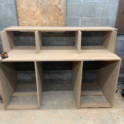 Unbranded Handmade Studio Desk