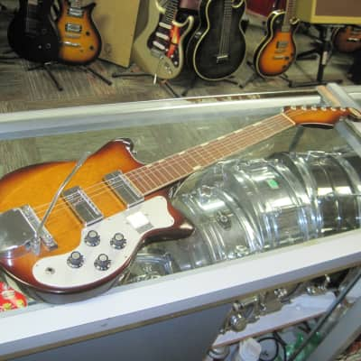 Lafayette V 100 tobacco burst for sale