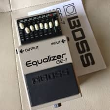 Boss GE-7 Graphic EQ- free shipping!