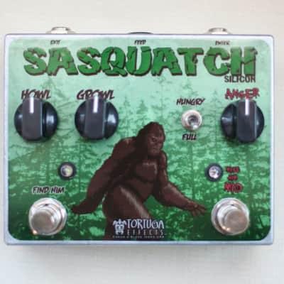 Tortuga Effects Sasquatch Dual Silicon Fuzz pedal