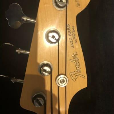 Fender Fender Jazz Custom Signature Noel Redding Hard Shell Case  From Fender. 1997 for sale
