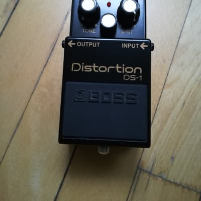 Boss DS-1 Distortion 40th anniversary edition for sale