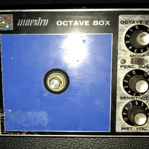 Maestro Octave Box