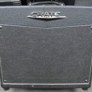 "Crate VTX65 3-Channel 65-Watt 1x12"" Guitar Combo with DSP Effects"