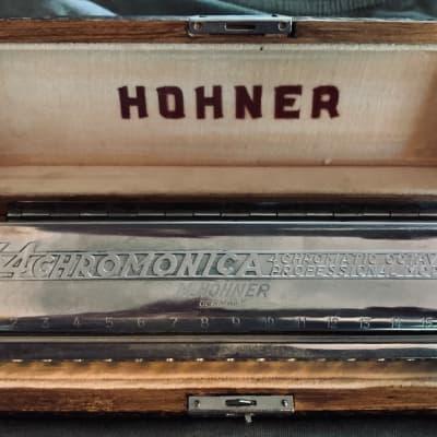 Hohner 64 Chromonica - 4 Octave - Key of C