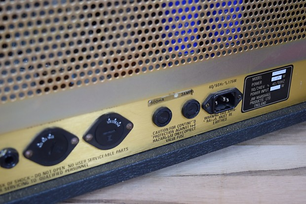 marshall jcm800 2204 vintage 50 watt tube amp head near reverb. Black Bedroom Furniture Sets. Home Design Ideas