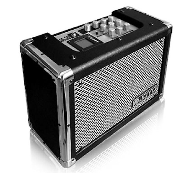 joyo ja 30 electric guitar amp with effects 30 watts reverb. Black Bedroom Furniture Sets. Home Design Ideas