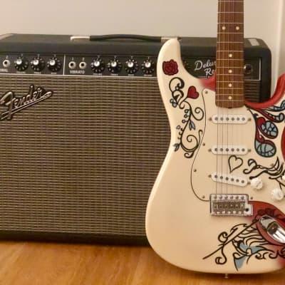2018 Fender Jimi Hendrix Monterey Artist Series Signature Stratocaster for sale
