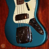 Fender Jazz Bass 1964 Lake Placid Blue image