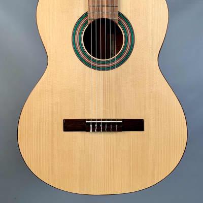 DiMauro #19 Classical Guitar Engelmann Spruce & Koa 2019 for sale