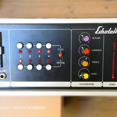 Echolette Echo 400 Serviced & New Tape for sale