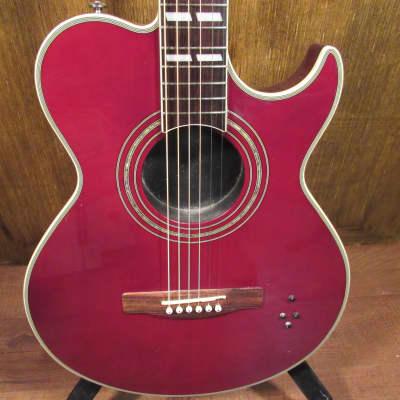 Samick  Greg Bennett SMJ 10 CE Solid Body Acoustic/Electric Hybrid Guitar for sale