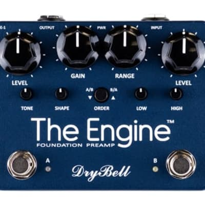 Drybell The Engine Pedal